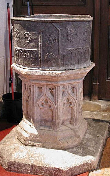 Warborough Font1